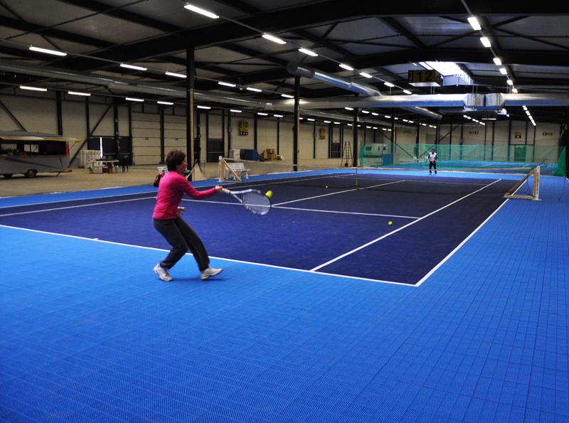 Tennis Club de Moutiers - Suisse