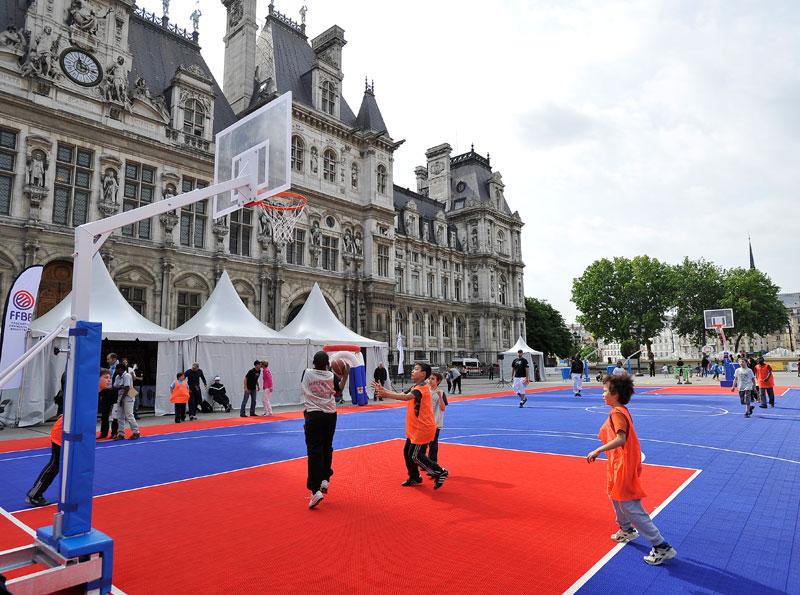 Basket Festival – Paris Hôtel de Ville