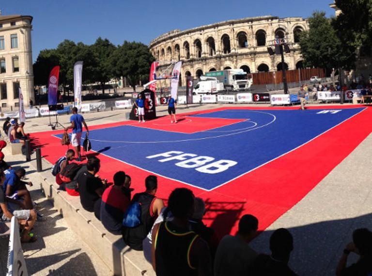 Open de France - Nimes 2013