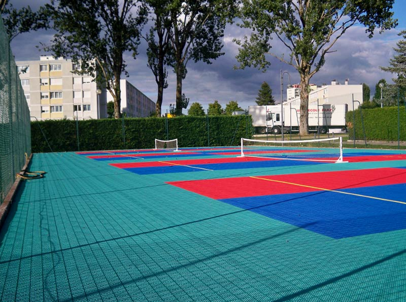 Mini Tennis - Tennis Club Oyonnax