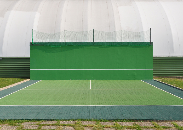 Tennis training Wall
